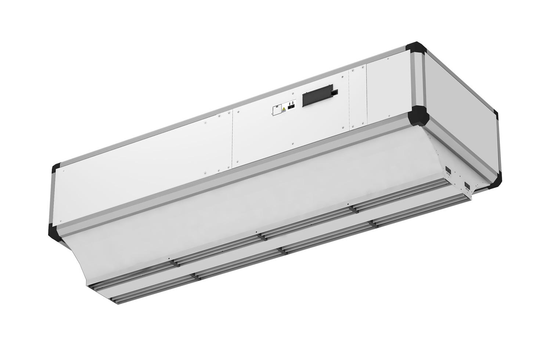 Air curtain Max | Industrial doors air curtains