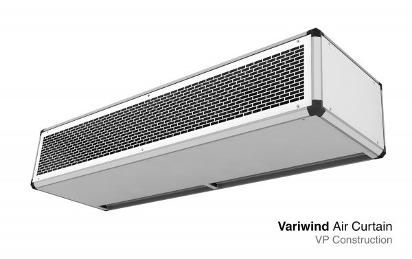 Variwind lufttæppe