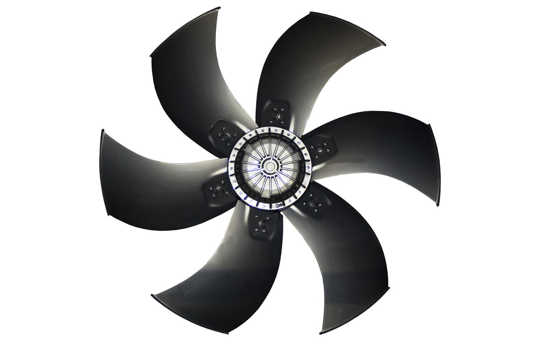 12 Axial Fan : Axial fan akfd
