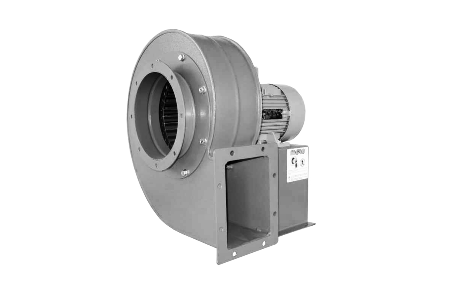 Product Centrifugal Fans : Centrifugal fan mm