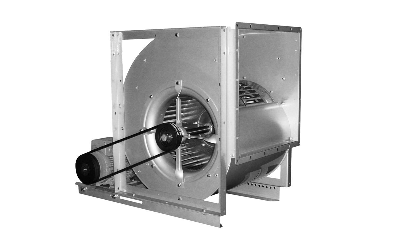 Engine Driven Centrifugal Blower : Centrifugal fan trz