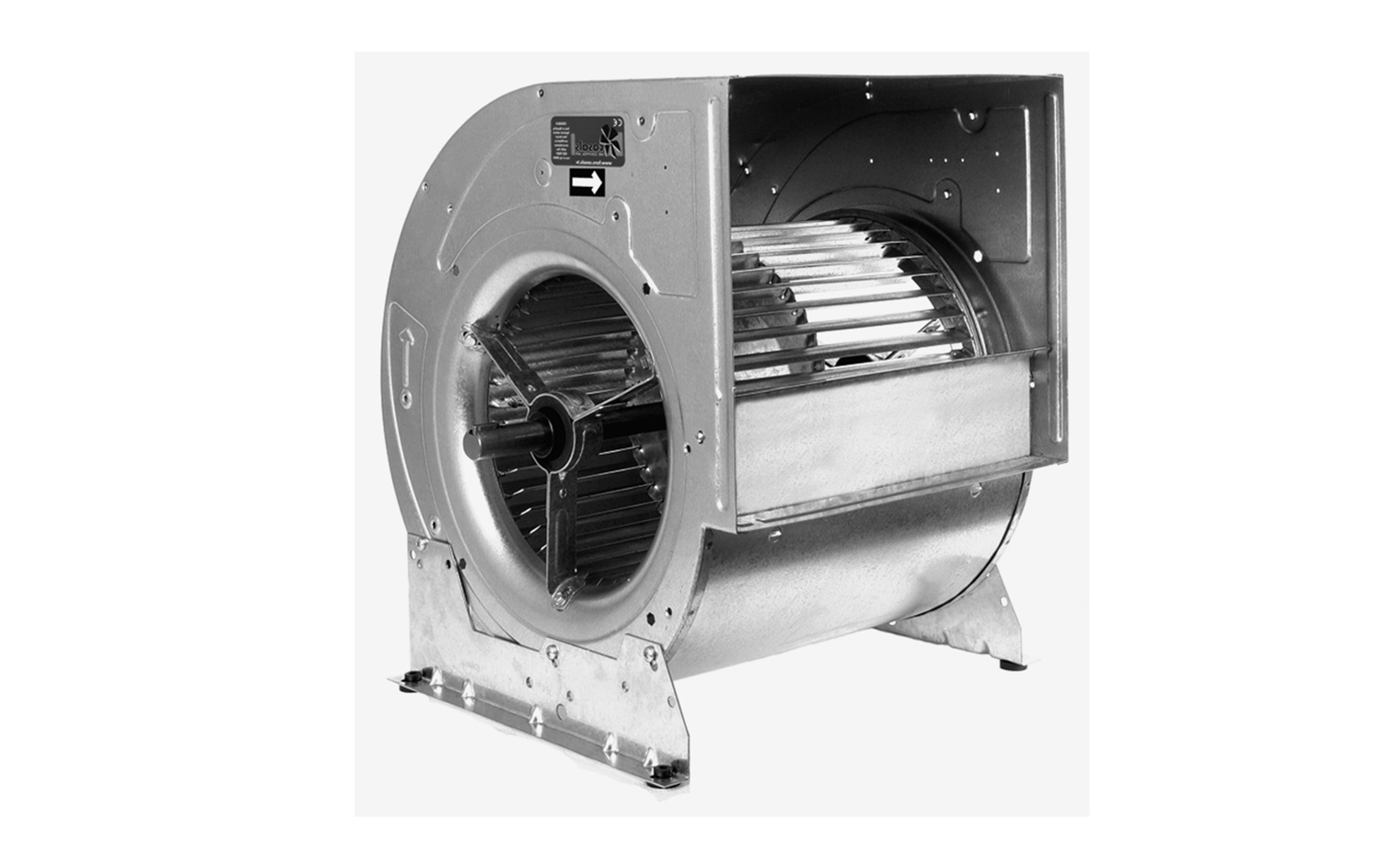 Product Centrifugal Fans : Centrifugal fan bdt