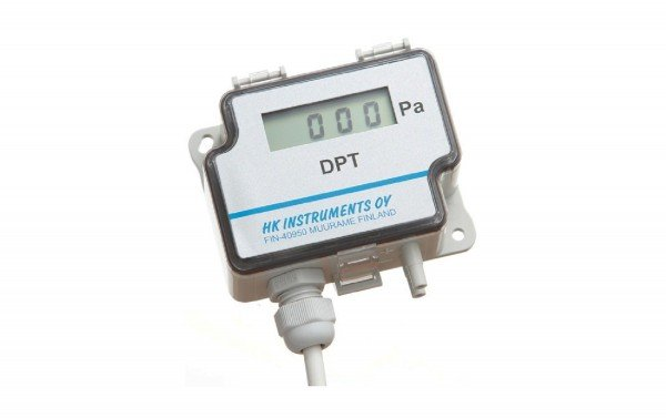 Differencial pressure sensor DPT-FLOW
