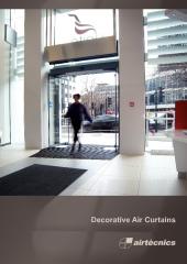 Decorative Air Curtains