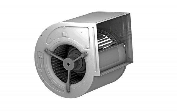 Ventiladores centrífugos - Alto rendimiento, motor EC, radiales, alta  temperatura, de pequeño caudal, de baja presión, autoregulables, a  transmisión, industriales