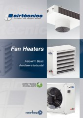 Fan Heaters Catalogue