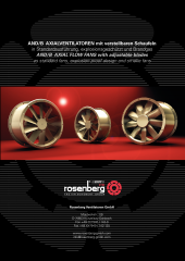 AND/B Axial Flow Fans