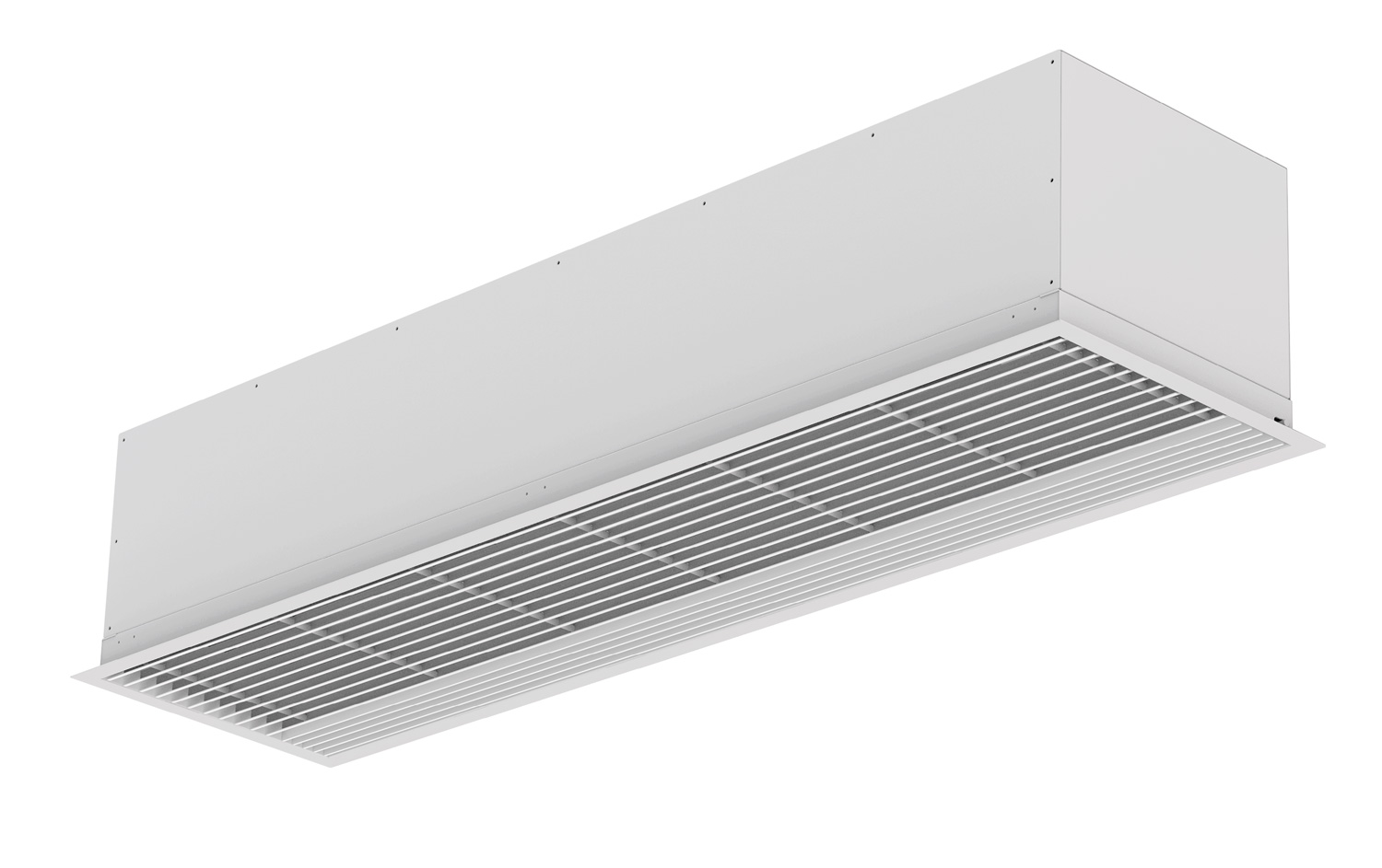 Air Curtain Recessed Compact