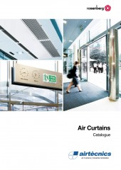Air Curtains Catalogue 2019