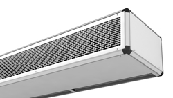 Air curtain Variwind