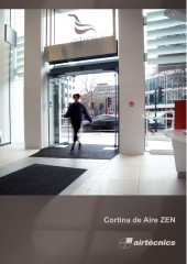 Cortina de Aire ZEN