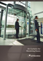 ROTOWIND Air Curtain