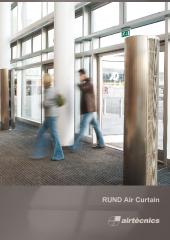 RUND Air Curtain