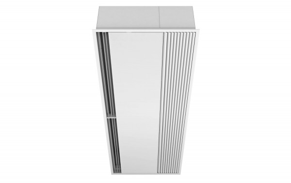 Barriera d'aria Recessed Windbox