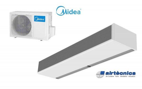 Heat Pump Air curtain Windbox DX for MIDEA