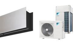 Ilmaverho Zen DX lämpöpumpulle DAIKIN