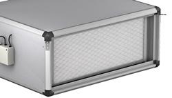 Caja de ventilación Airbox IDA