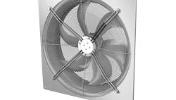 Ventilador axial AKSE / AKSD