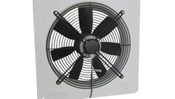 Axial fan EQ-DQ