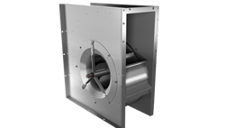 Centrifugal fan HRE