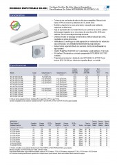 Recessed Windbox DX Mitsubishi Electric 1_1 y VRF
