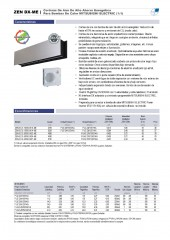 Zen DX Mitsubishi Electric 1_1 y VRF