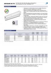 Invisair DX Toshiba 1_1 y VRF