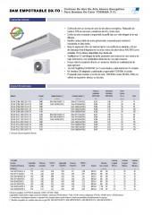 Recessed Dam DX Toshiba 1_1 y VRF