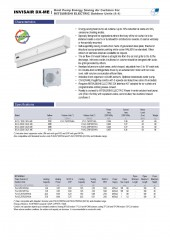 Invisair DX Mitsubishi Electric 1_1 and VRF