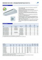 Recessed Dam DX Mitsubishi Electric 1_1 and VRF