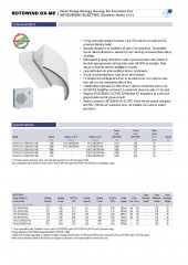 Rotowind DX Mitsubishi Electric 1_1 and VRF