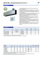 Zen DX Mitsubishi Electric 1_1 and VRF