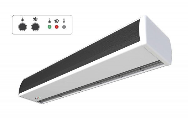 Air curtain Optima Wireless