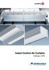 Insect Control Air Curtains