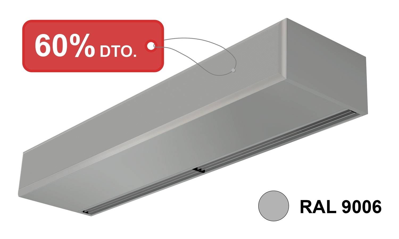 WINDBOX S 1500 P86 RAL 9006
