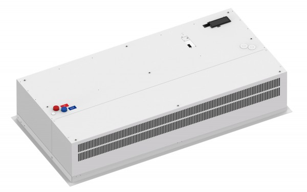 Rideau d'air encastré Windbox BB
