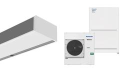 Windbox DX lufttæppe til varmepumpe PANASONIC