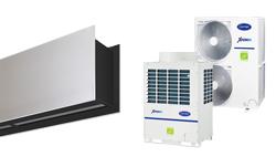 Zen VRF lufttæppe til varmepumpe CARRIER