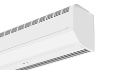 Insect control Compact Fly air curtain