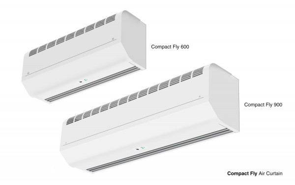Air curtain Compact Fly