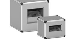 Caja de ventilación Airbox