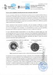 Informe Bibliográfico sobre desinfección Covid19 - Universidad de Barcelona