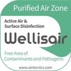 Wellisair - Label Purified Zone (JPG)