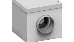 Caja de ventilación Zerobox