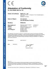 Certificado CE EMC