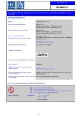 Certificado CB EMC
