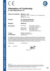 CE SAFETY Certificate
