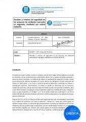 Seguridad radical Hydroxilo OH en vegetales - Artículo UPC, CRESCA