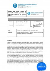 Safety radical hydroxyl in vegetables - UPC, CRESCA Article