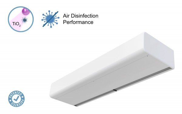 Vazdušna zavesa Smart sa Kleenfan tehnologijom